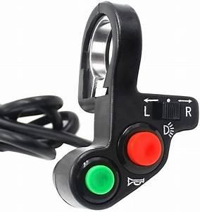 Lossa Lights  Signal   Horn Switch  U2013 Lossa Engineering