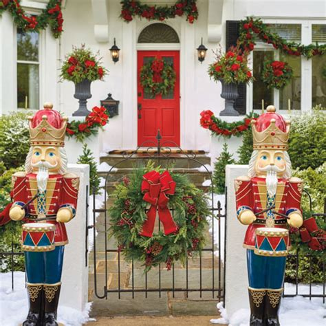 outdoor christmas decor outdoor christmas displays