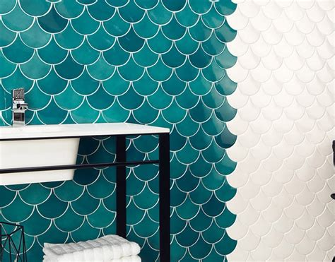 style files  bathroom tile trends   porcelain
