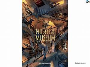 Night at the Museum Secret of the Tomb Movie Wallpaper #2