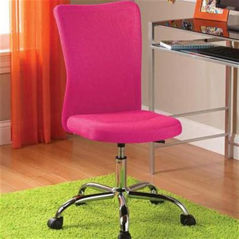 mainstays desk chair fuschia z line designs inc