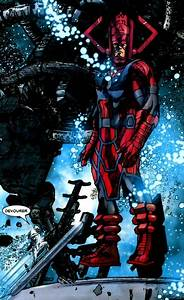 Galactus and the Silver Surfer | Galactus, Thanos & the ...