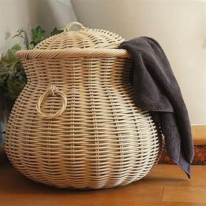 Cream, Large, Alibaba, Laundry, Basket