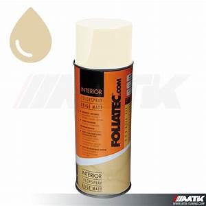 Peinture Plastique Voiture : peinture foliatec beige mat pour simili cuir et plastiques ~ Melissatoandfro.com Idées de Décoration