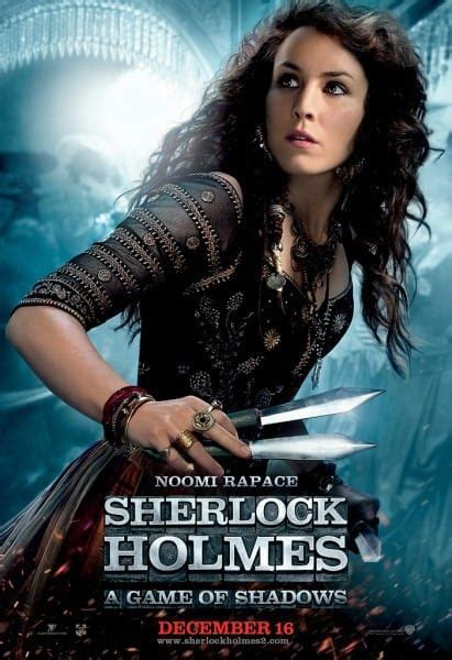 holmes sherlock shadows game character noomi rapace movie profile