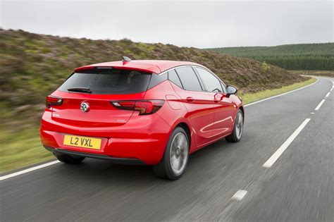 New Vauxhall Astra on sale now - in showrooms in October ...