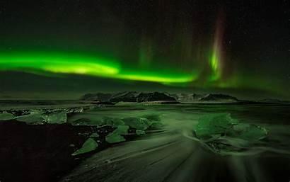 Arctic Northern Lights Wallpapers Night Sky Desktop