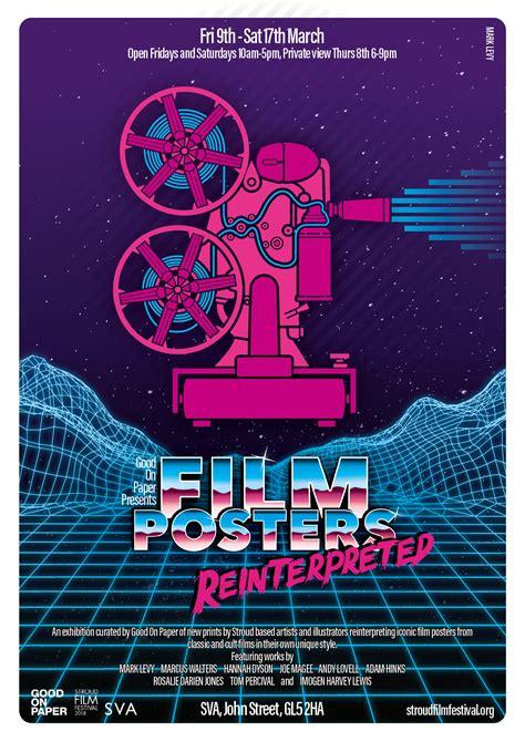80s-retro-movie-exhibition-posters - PosterSpy