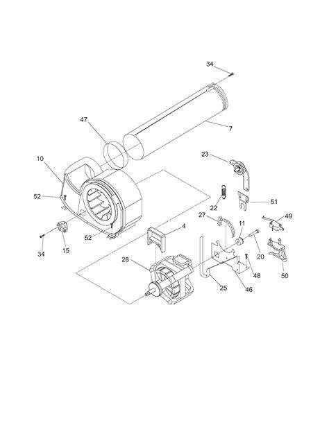frigidaire dryer cabinet drum parts glgr1042fs0 searspartsdirect