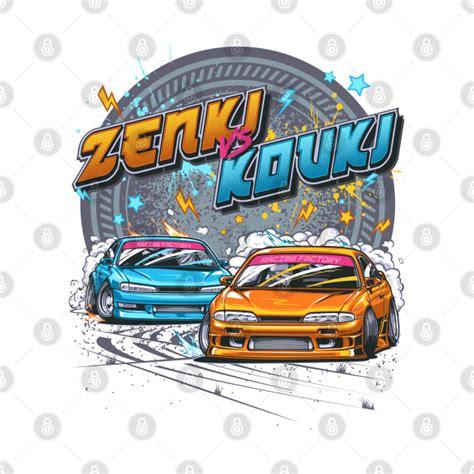 Nissan s14 Zenki vs Kouki - Nissan S14 Zenki Kouki Silvia ...