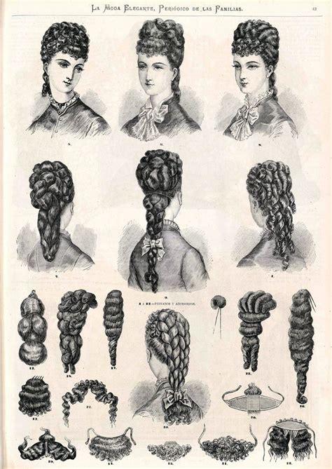 historia del peinado  sus accesorios images