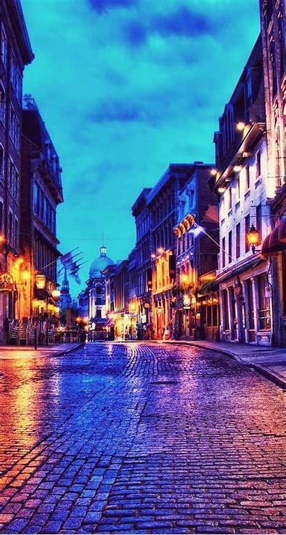 Iphone Wallpapers Montreal Places Town Aesthetic Desktop