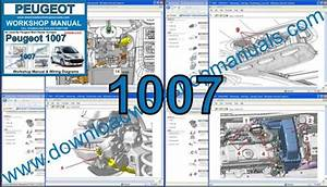 Peugeot 1007 Workshop Repair Manual
