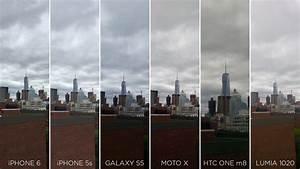 Samsung Galaxy S6 vs iPhone 6: Camera TechRadar
