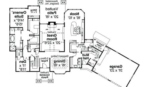 Home Plans With Apartments Attached by 8 Stunning Home Plans With Apartments Attached Home