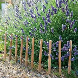 10 DIY Pour Fabriquer Une Clture De Jardin Marie Claire