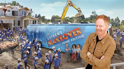 Extreme Makeover: Home Edition- MOVE THAT BUS!