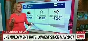 CNN's Christine Romans Credits Trump For Minuscule Uptick ...