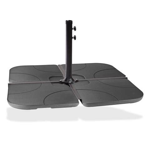 fuß für sonnenschirm elschirm gewichte bestseller shop mit top marken