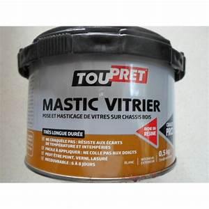 Mastic De Vitrier : mastic vitrier toupret blanc mondecor ~ Melissatoandfro.com Idées de Décoration
