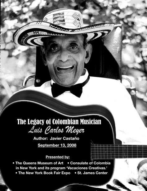 Luis Carlos Meyer Legacy by NY Book Fair Expo, Inc - Issuu
