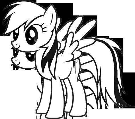 Kleurplaat Paard Met Vleugels by Kleurplaten My Pony Met Vleugels