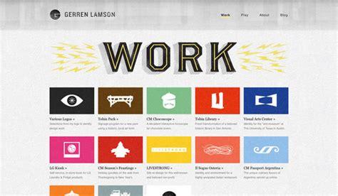 graphic design portfolio websites 25 fresh designer portfolio websites