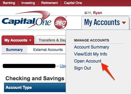 65809 Capital One Investing Promo Code by How To Open A Sub Account At Capital One 360 Money