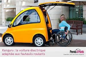 Vibration Voiture En Roulant : kenguru la voiture adapt e aux fauteuils roulants ~ Gottalentnigeria.com Avis de Voitures