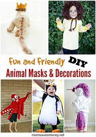 DIY Animal Costumes