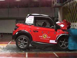 Jeux De Permi De Voiture : crash tests les voitures sans permis pas tr s s res ~ Medecine-chirurgie-esthetiques.com Avis de Voitures