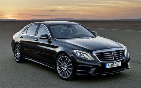 Marcedes Benz S Class : Mercedes-benz S-class Review