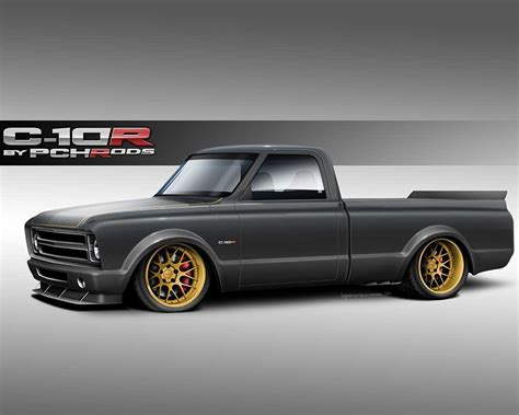 1972 Chevrolet C10 R Project Truck To Be Spectre