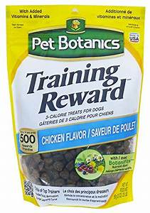 Pet Botanics Training Rewards Treats for Dogs, Chicken, 20 ...