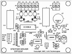 stepper motor controller With motor drivers stepper motor driver motion control drivers step