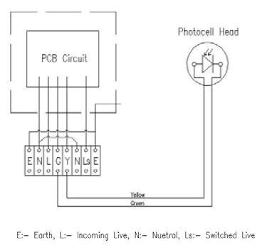 wiring diagram for photocell 28 wiring diagram images