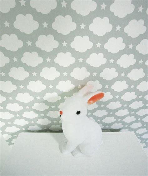 tapisserie chambre bébé fille décoration chambre enfant lé de papier peint intissé