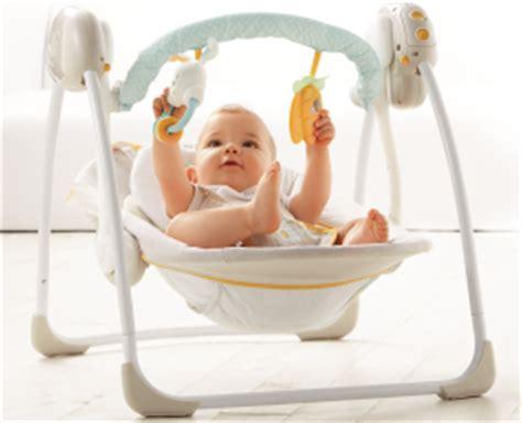 chaise qui se balance lit bebe qui se balance