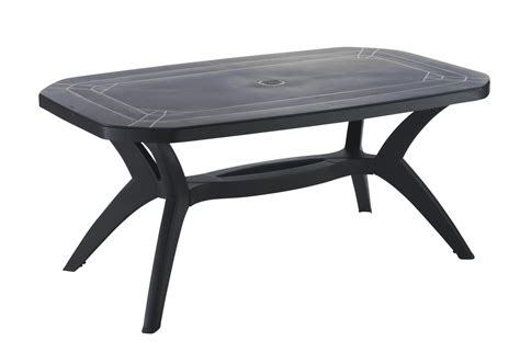 but table et chaise stunning table jardin octogonale pvc images awesome