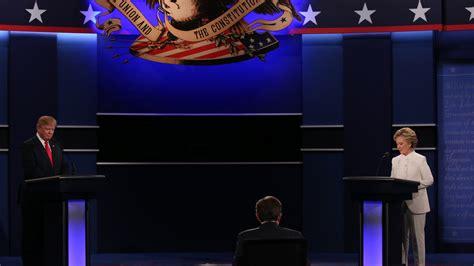 presidential debate   missed   york times