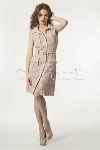 robe boutonnee devant With robe entièrement boutonnée devant