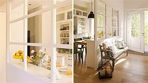 Cuisine Semi Ouverte Avec Bar : cuisine semi ouverte avec verriere ln61 jornalagora ~ Melissatoandfro.com Idées de Décoration