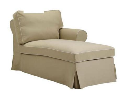 ikea ektorp chaise longue ikea ektorp right chaise longue slipcover cover idemo beige