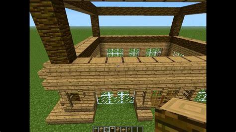 build  nice house  minecraft youtube