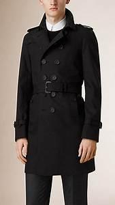 Trench Coat Burberry Homme : trench coats homme burberry ~ Melissatoandfro.com Idées de Décoration