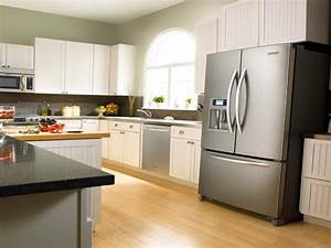 Kitchen how to choose refrigerators for small kitchens for Refrigerators for small kitchens