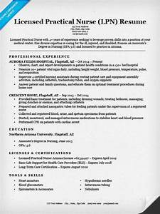 licensed practical nurse lpn resume sample tips With resume templates for lpn nurses