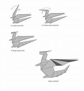 Comment Faire Des Origami : dragon en origami facile ~ Nature-et-papiers.com Idées de Décoration