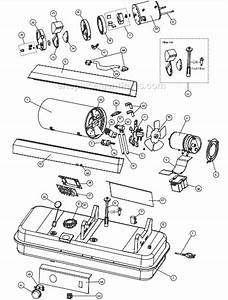 Heatstar Hs210kt Parts List And Diagram