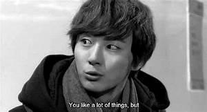 flower boy next... Yoon Shi Yoon Quotes